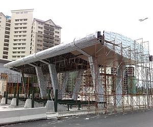 Toll Plaza 1